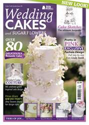 Issue 30 - Wedding Cakes & Sugar Flowers issue Issue 30 - Wedding Cakes & Sugar Flowers