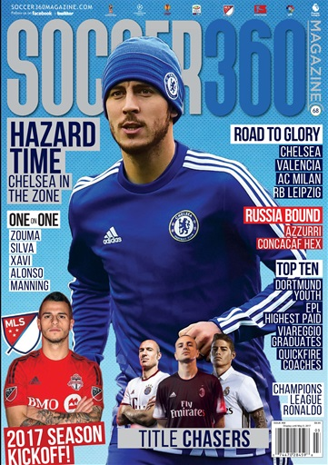 Soccer 360 Digital Issue
