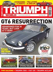 No. 165 GT 6 Resurrection  issue No. 165 GT 6 Resurrection