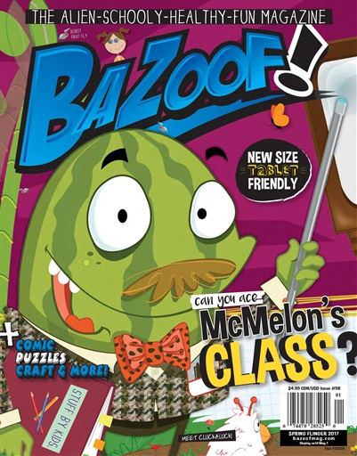 BAZOOF! Digital Issue