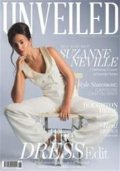 Unveiled Magazine Cover