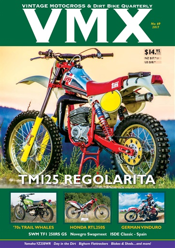 VMX Magazine Preview