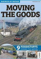 Moving The Goods 9 : Foodstuffs  issue Moving The Goods 9 : Foodstuffs