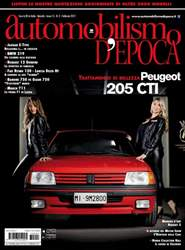 Automobilismo d'Epoca 2 2017 issue Automobilismo d'Epoca 2 2017