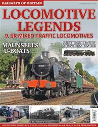Locomotive Legends 9: SR Mixed Traffic Locomotives  issue Locomotive Legends 9: SR Mixed Traffic Locomotives