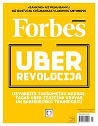Forbes Latvia #75 issue Forbes Latvia #75
