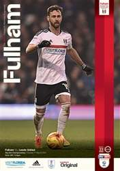 Fulham v Leeds United 2016-17 issue Fulham v Leeds United 2016-17