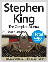 Stephen King - The Complete Manual  issue Stephen King - The Complete Manual