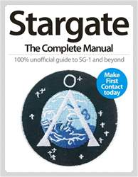 Stargate The Complete Manual  issue Stargate The Complete Manual