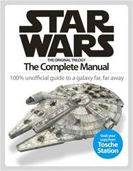 Star Wars - The Complete Manual  issue Star Wars - The Complete Manual
