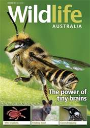 Wildlife Australia Magazine Autumn 2017 issue Wildlife Australia Magazine Autumn 2017