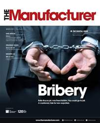 The Manufacturer March 2017 issue The Manufacturer March 2017