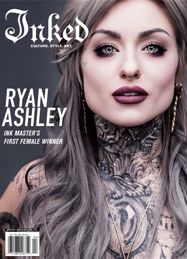 Inked Magazine Preview