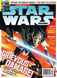 Star Wars Insider Magazine Cover