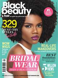 Black Beauty & Hair April/May 2017 issue Black Beauty & Hair April/May 2017