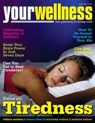 Tiredness issue Tiredness