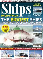 No. 629 The Biggest Ships issue No. 629 The Biggest Ships