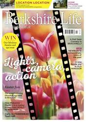 Berkshire Life Magazine Cover
