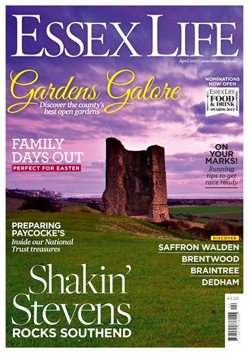 Essex Life Magazine - Apr-17 Subscriptions | Pocketmags