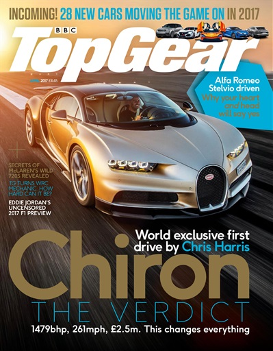 top gear magazine april 2017 subscriptions pocketmags. Black Bedroom Furniture Sets. Home Design Ideas