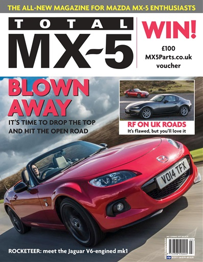 Total MX-5 Preview