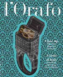 l'Orafo Italiano February/March 2017 issue l'Orafo Italiano February/March 2017
