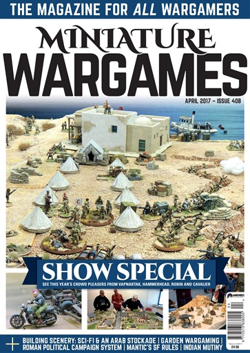 Miniature Wargames Preview