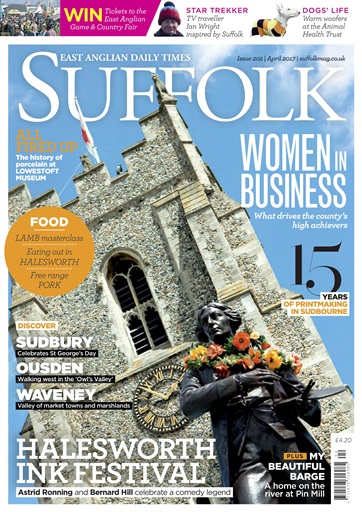EADT Suffolk Preview