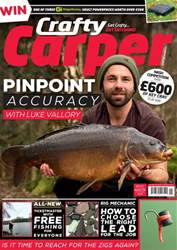 Crafty Carper April 2017 issue Crafty Carper April 2017