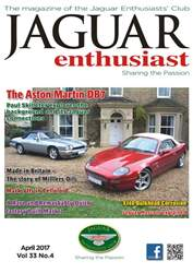 Vol. 33 No. 3 The Aston Martin DB7 issue Vol. 33 No. 3 The Aston Martin DB7