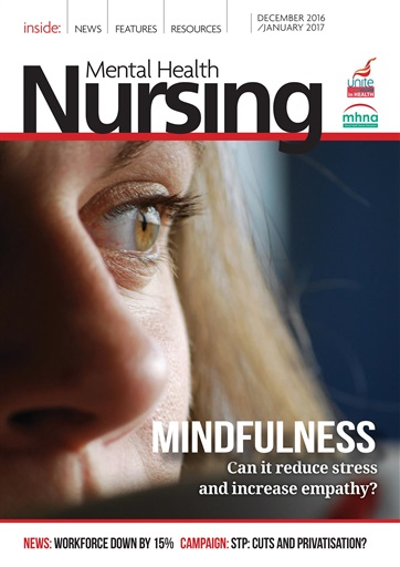 Mental Health Nursing Digital Issue