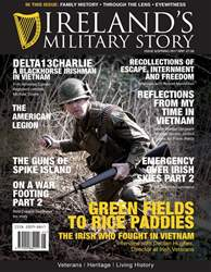 Ireland's Military Story Spring 2017 issue Ireland's Military Story Spring 2017