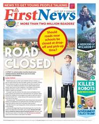 First News Issue 557 issue First News Issue 557