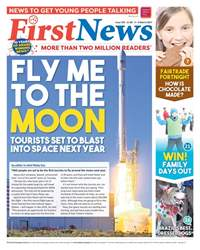 First News Issue 559 issue First News Issue 559