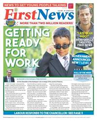First News Issue 560 issue First News Issue 560