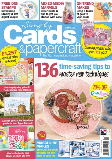 Simply Cards & Papercraft Preview