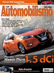 Automobilismo 4 2017 issue Automobilismo 4 2017