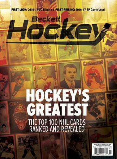 Beckett Hockey Preview