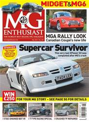 Vol. 47 No. 5 Supercar Survivor  issue Vol. 47 No. 5 Supercar Survivor