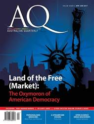 AQ: Australian Quarterly 88.2 issue AQ: Australian Quarterly 88.2