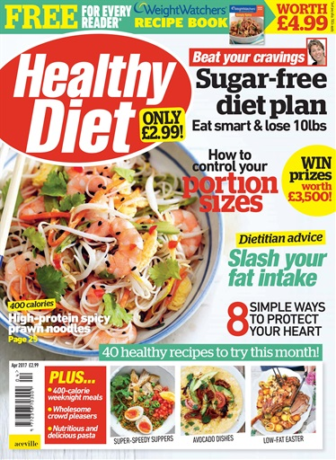 Title Cover Preview Healthy Diet