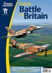 RAF Salute - Battle of Britain issue RAF Salute - Battle of Britain