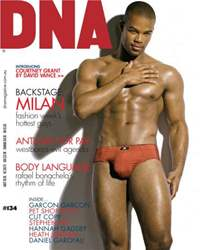 DNA Magazine Magazine Cover