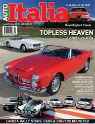 Auto Italia Issue 255 issue Auto Italia Issue 255