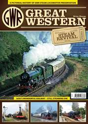 Great Western Steam Revival issue Great Western Steam Revival