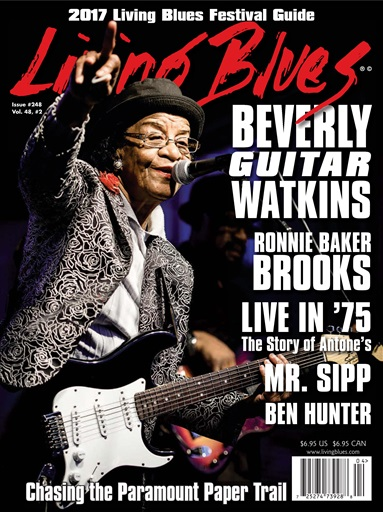 Living Blues Preview