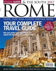 Italia! Guide issue Rome 2017