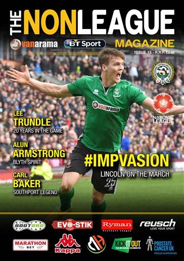 TheNonLeague Magazine Preview