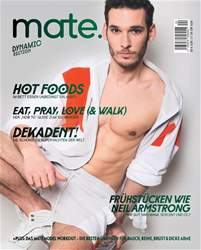 Mate Magazin Magazine Cover