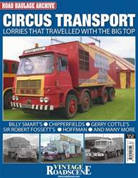 No. 12 Circus Transport issue No. 12 Circus Transport